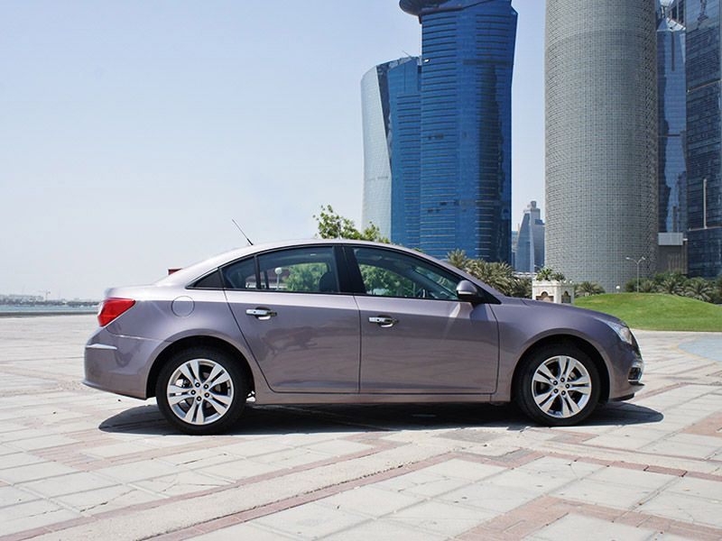 Used Chevrolet Cruze For Rent in Doha-Qatar #6342 - 1  image