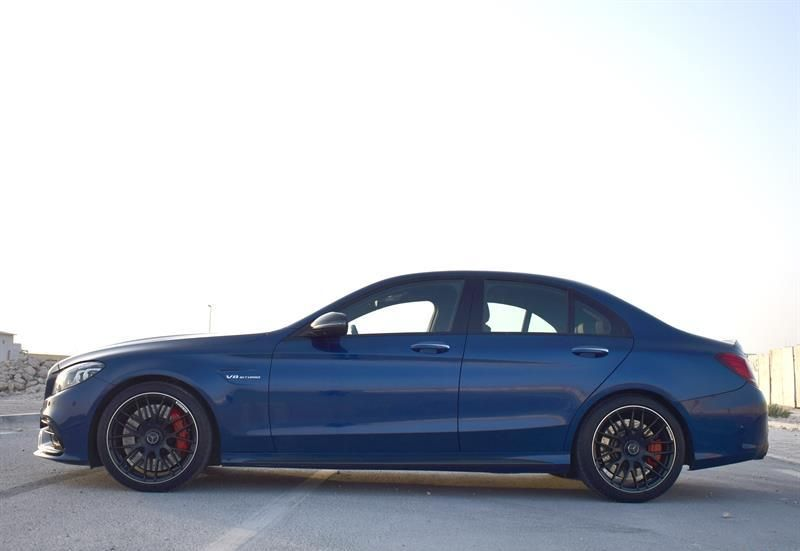 Used Mercedes-Benz C Class For Sale in Doha-Qatar #6423 - 1  image