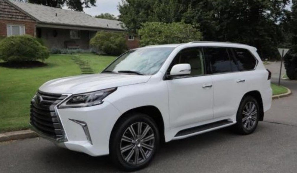 Used Lexus LX For Sale in Doha-Qatar #6464 - 1  image