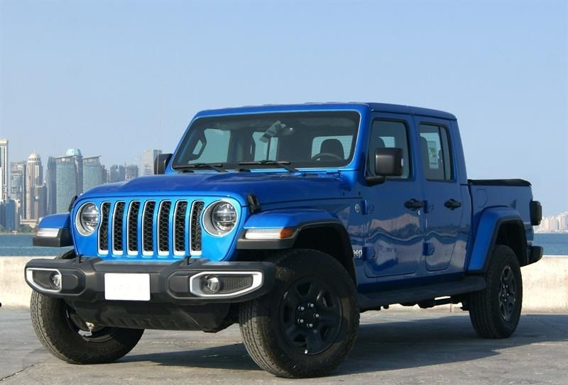 Used Jeep Unspecified For Sale in Doha-Qatar #6475 - 1  image