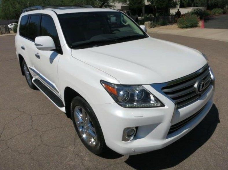 Used Lexus LX For Sale in Doha-Qatar #6513 - 1  image