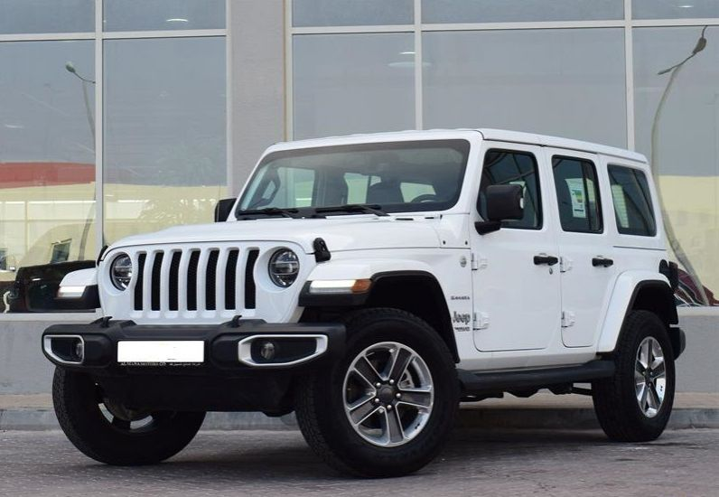 Used Jeep Unspecified For Sale in Doha-Qatar #6616 - 1  image