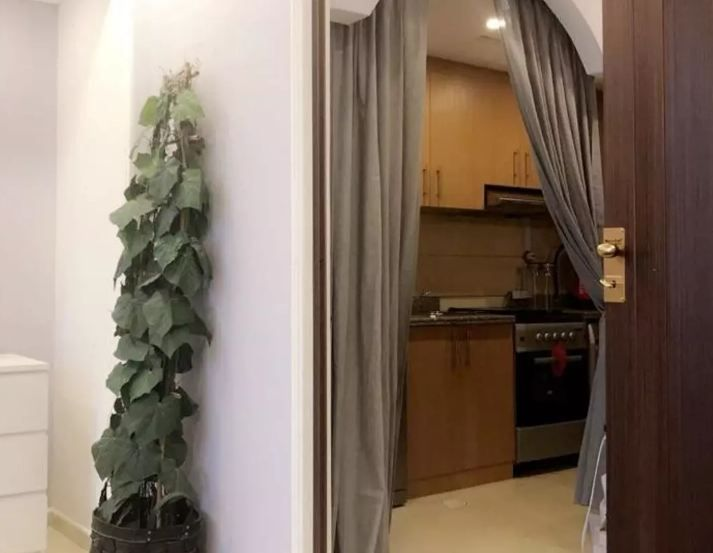 Residential Developed Studio F/F Apartment  for sale in Lusail , Doha-Qatar #10024 - 1  image
