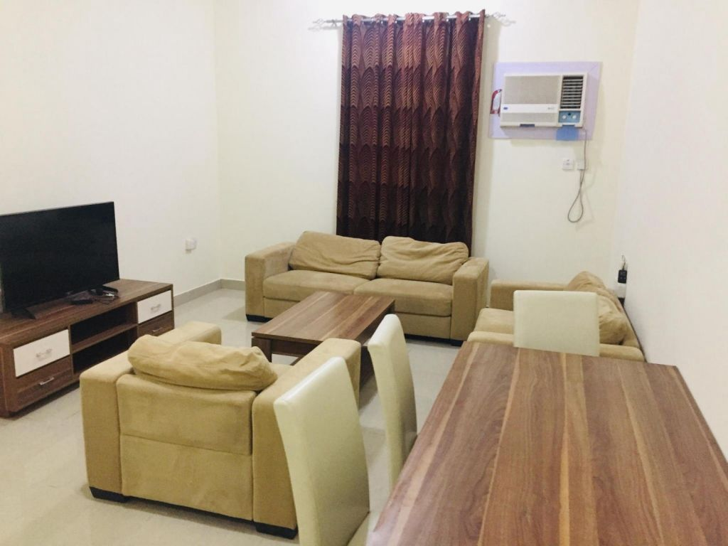 Residential Property 3 Bedrooms F/F Apartment  for rent in Old-Airport , Doha-Qatar #10415 - 1  image