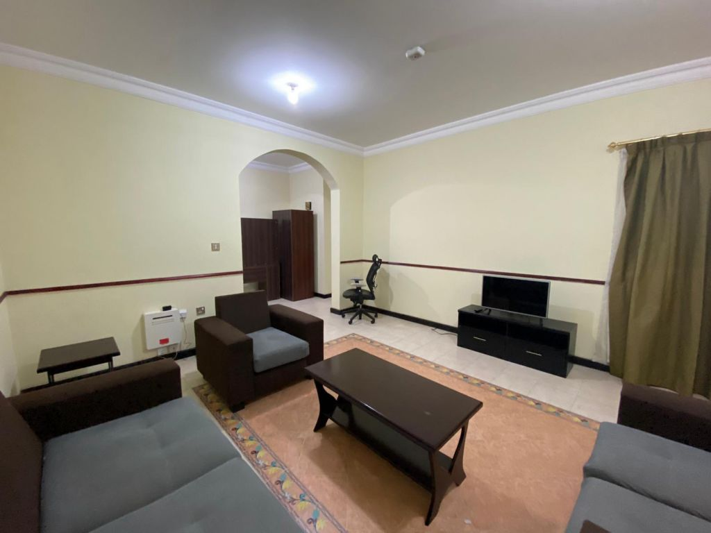 Residential Property 3 Bedrooms F/F Apartment  for rent in Old-Airport , Doha-Qatar #10479 - 1  image