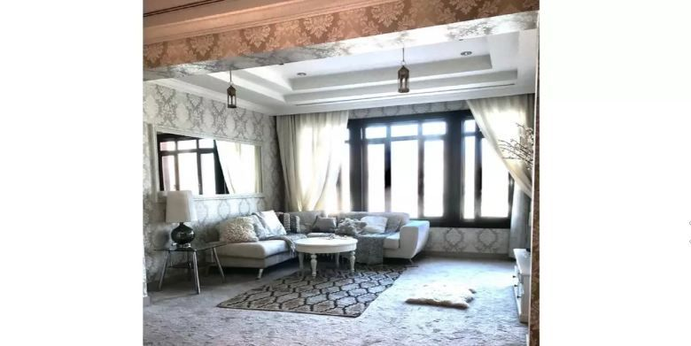 Residential Property 1 Bedroom F/F Townhouse  for rent in The-Pearl-Qatar , Doha-Qatar #10502 - 1  image