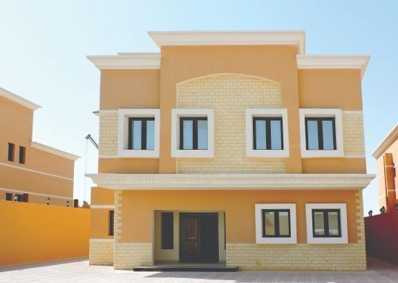 Residential Property 6 Bedrooms U/F Villa in Compound  for rent in Doha-Qatar #10593 - 1  image