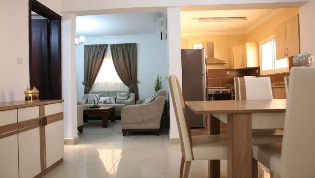 Residential Property 2 Bedrooms F/F Apartment  for rent in Umm-Ghuwailina , Doha-Qatar #10680 - 1  image