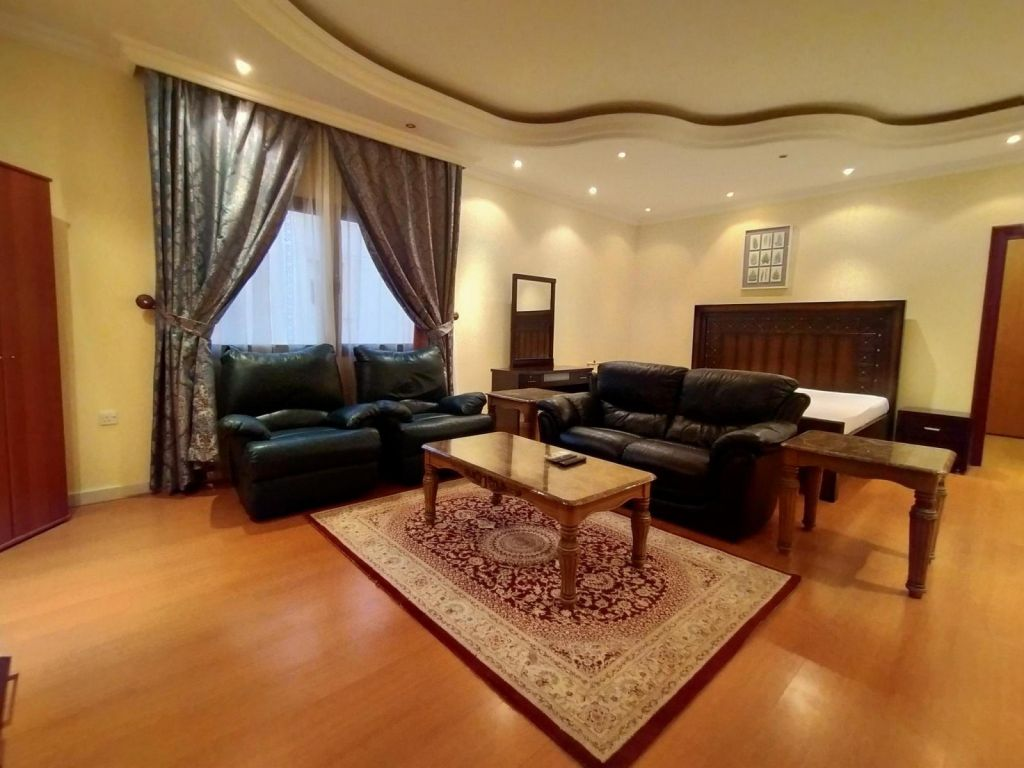 Residential Property Studio F/F Apartment  for rent in Onaiza , Doha-Qatar #10735 - 1  image