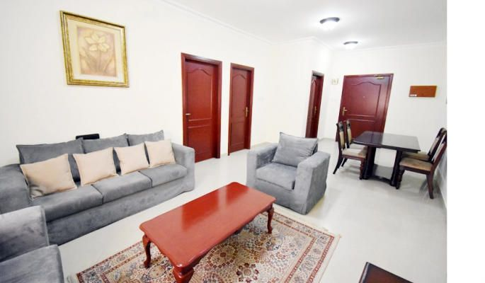 Residential Property 1 Bedroom F/F Apartment  for rent in Fereej-Bin-Mahmoud , Doha-Qatar #10745 - 1  image