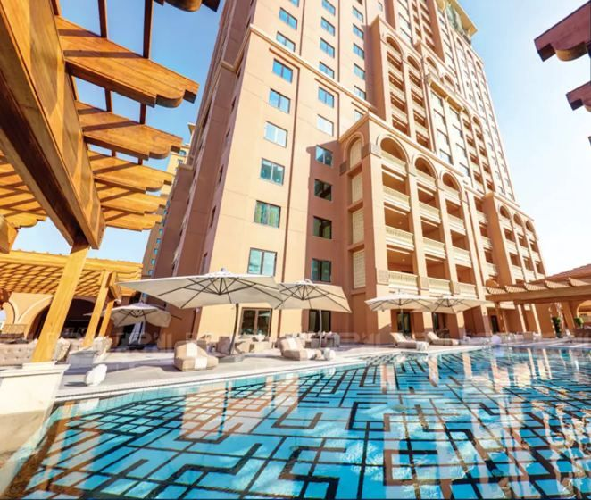Residential Property 2 Bedrooms F/F Apartment  for rent in The-Pearl-Qatar , Doha-Qatar #10764 - 1  image