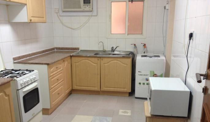 Residential Property 2 Bedrooms F/F Apartment  for rent in Umm-Ghuwailina , Doha-Qatar #10870 - 2  image