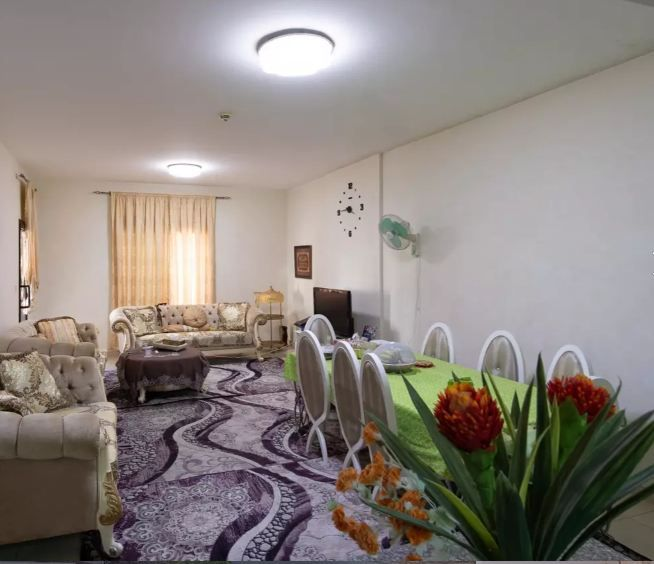 Residential Developed 3 Bedrooms U/F Apartment  for sale in Lusail , Doha-Qatar #10903 - 1  image