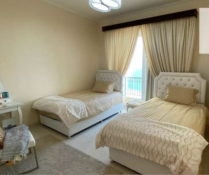 Residential Developed 2 Bedrooms S/F Apartment  for sale in The-Pearl-Qatar , Doha-Qatar #10931 - 1  image