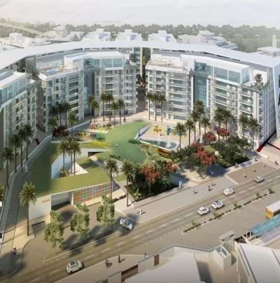 Residential Developed 2 Bedrooms S/F Apartment  for sale in Lusail , Doha-Qatar #10932 - 1  image