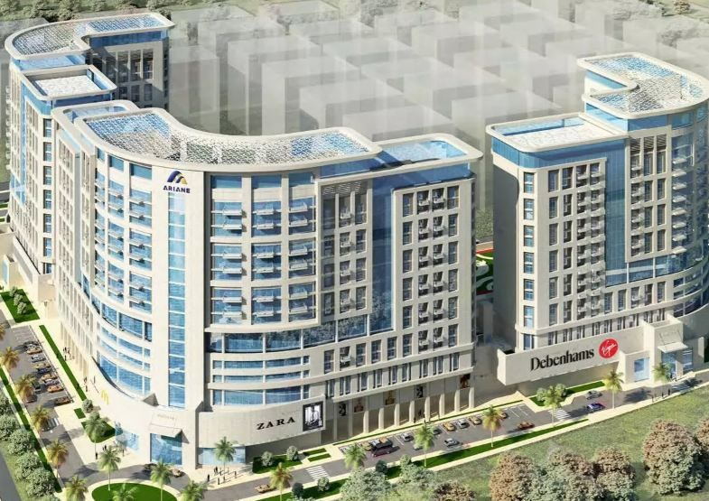 Residential Developed 1 Bedroom F/F Apartment  for sale in Lusail , Doha-Qatar #10976 - 2  image