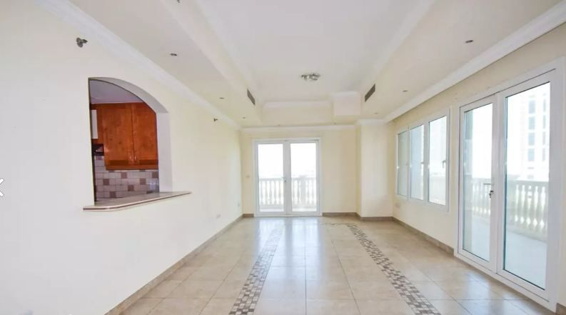 Residential Developed 1 Bedroom S/F Apartment  for sale in The-Pearl-Qatar , Doha-Qatar #10997 - 2  image