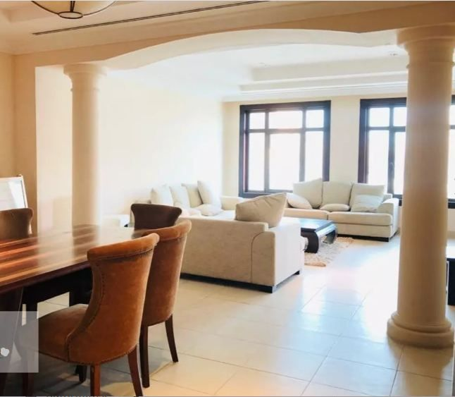 Residential Developed 2 Bedrooms F/F Townhouse  for sale in The-Pearl-Qatar , Doha-Qatar #11058 - 2  image
