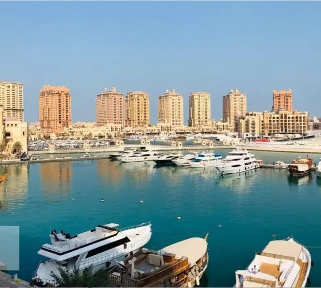 Residential Developed 2 Bedrooms F/F Townhouse  for sale in The-Pearl-Qatar , Doha-Qatar #11058 - 3  image