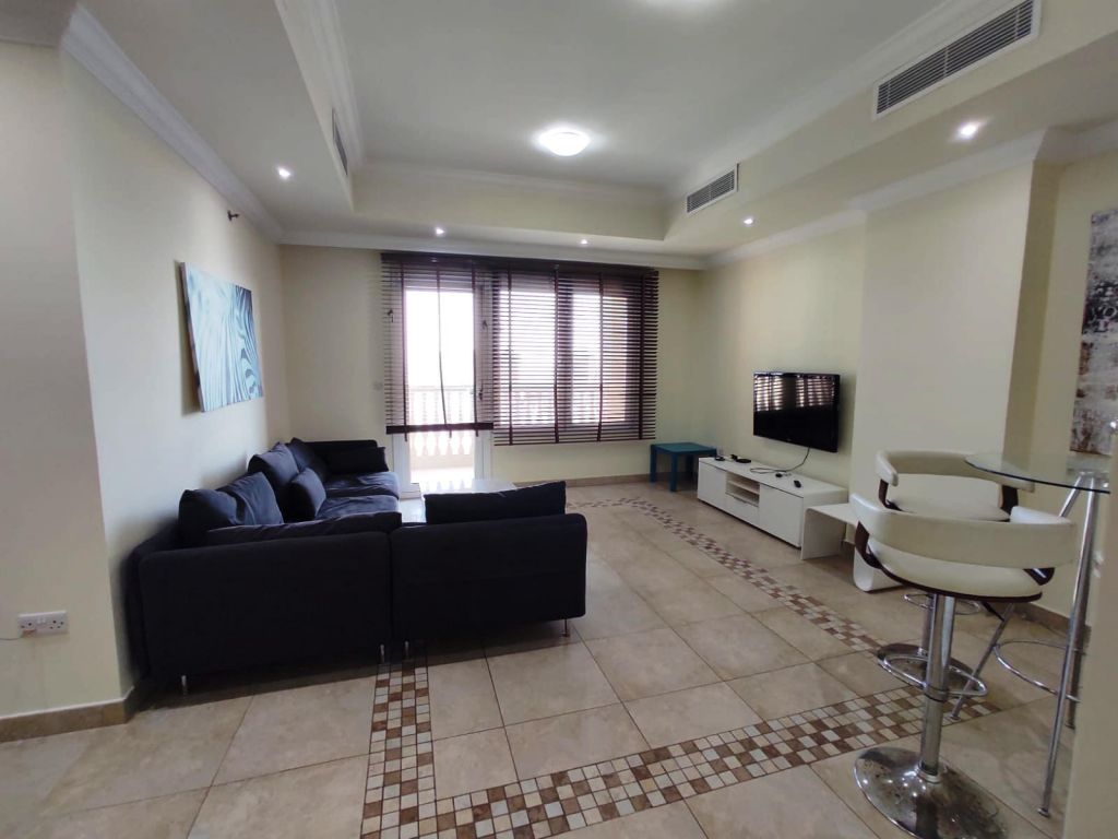 Residential Property 2 Bedrooms F/F Apartment  for rent in The-Pearl-Qatar , Doha-Qatar #11103 - 1  image