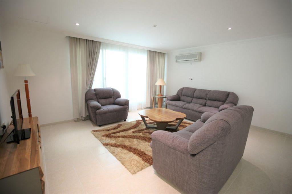 Residential Property 3 Bedrooms U/F Apartment  for rent in Madinat-Khalifa , Doha-Qatar #11124 - 1  image