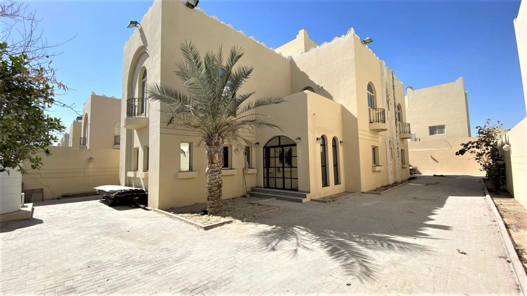 Residential Property 6 Bedrooms U/F Standalone Villa  for rent in Al-Wukair , Al Wakrah #11136 - 1  image