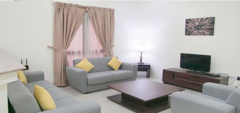Residential Property 1 Bedroom F/F Apartment  for rent in Al Wakrah #11245 - 1  image