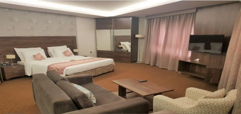 Residential Property Studio F/F Hotel Apartments  for rent in Fereej-Abdul-Aziz , Doha-Qatar #11246 - 1  image