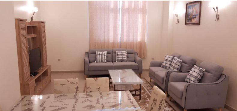 Residential Property 1 Bedroom F/F Apartment  for rent in Doha-Qatar #11248 - 1  image