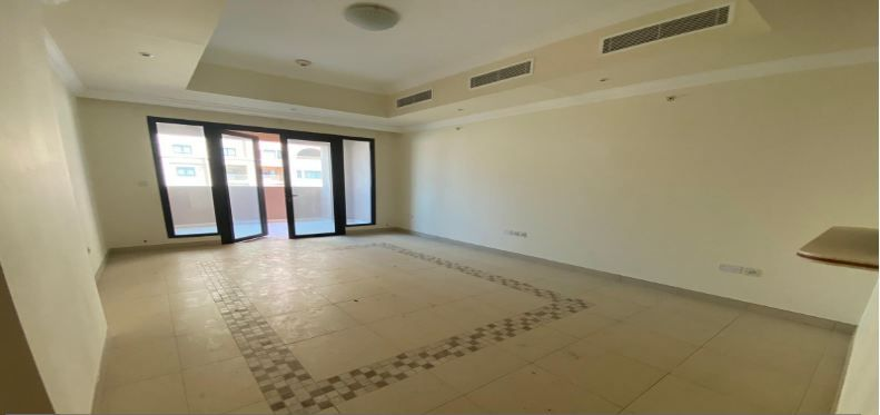 Residential Property 1 Bedroom S/F Apartment  for rent in The-Pearl-Qatar , Doha-Qatar #11389 - 1  image