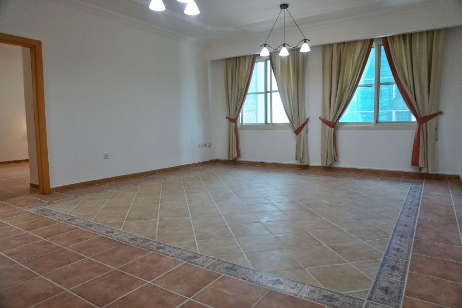 Residential Property 1 Bedroom S/F Apartment  for rent in Al-Dafna , Doha-Qatar #11428 - 2  image