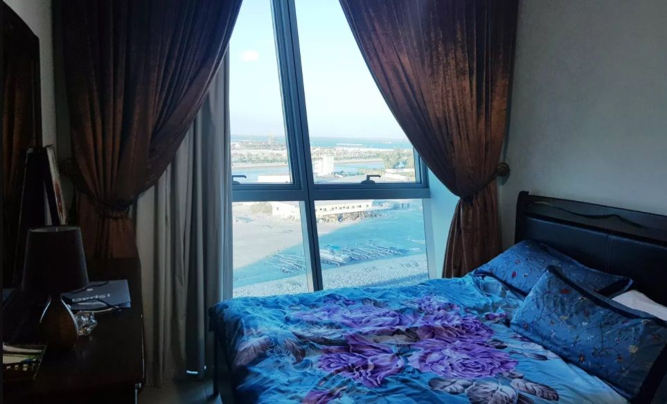 Residential Property 2 Bedrooms F/F Apartment  for rent in Zigzag-Towers , Doha-Qatar #11436 - 7  image