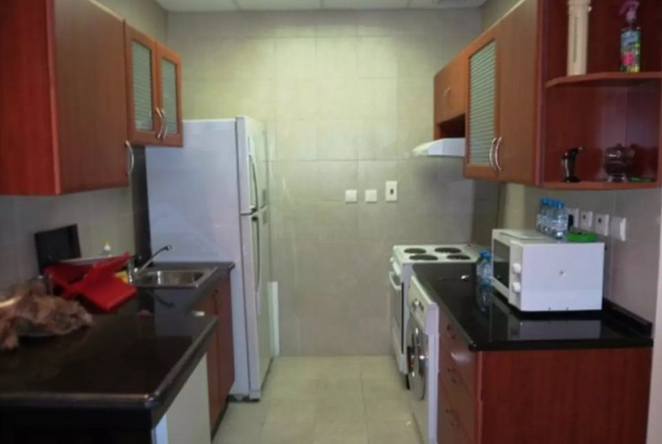 Residential Property 2 Bedrooms F/F Apartment  for rent in Zigzag-Towers , Doha-Qatar #11436 - 3  image