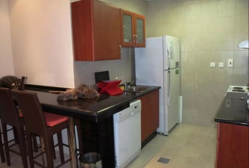 Residential Property 2 Bedrooms F/F Apartment  for rent in Zigzag-Towers , Doha-Qatar #11436 - 4  image