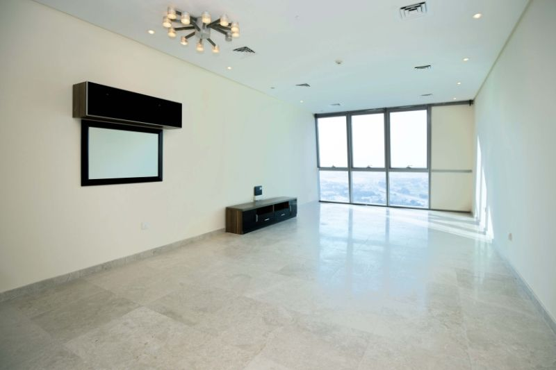 Residential Property 2 Bedrooms S/F Apartment  for rent in Zigzag-Towers , Doha-Qatar #11452 - 1  image