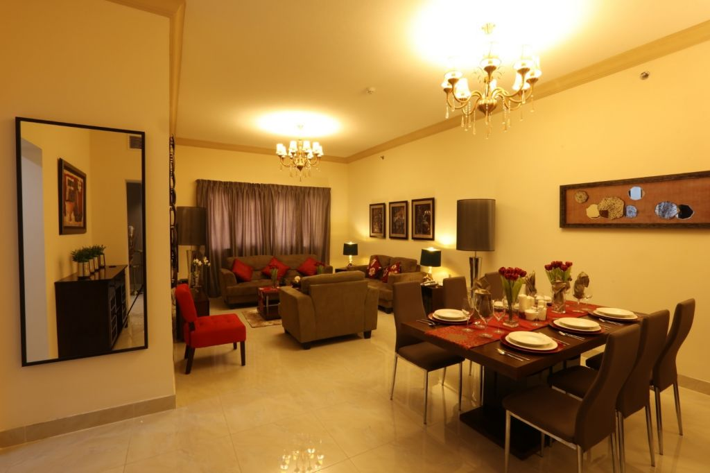 Residential Property 2 Bedrooms F/F Apartment  for rent in Al-Sadd , Doha-Qatar #11531 - 1  image