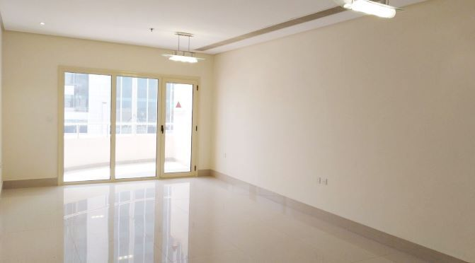 Residential Property 2 Bedrooms S/F Apartment  for rent in Lusail , Doha-Qatar #11533 - 1  image