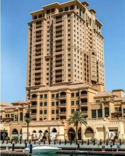 Mixed Use Developed 2 Bedrooms U/F Whole Building  for sale in The-Pearl-Qatar , Doha-Qatar #11699 - 1  image