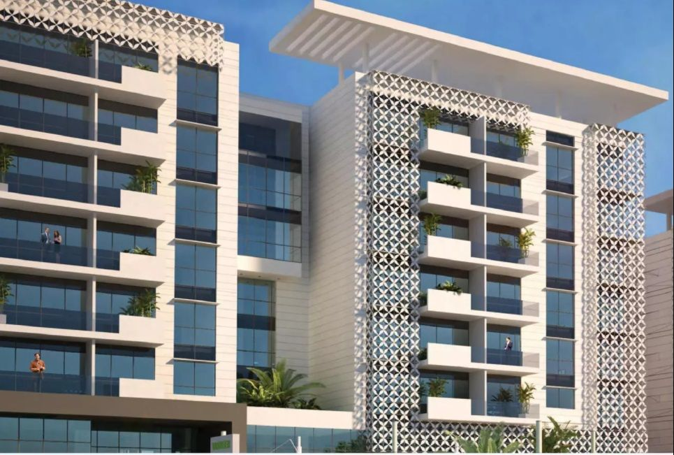 Mixed Use Developed 2 Bedrooms U/F Whole Building  for sale in Lusail , Doha-Qatar #11704 - 1  image