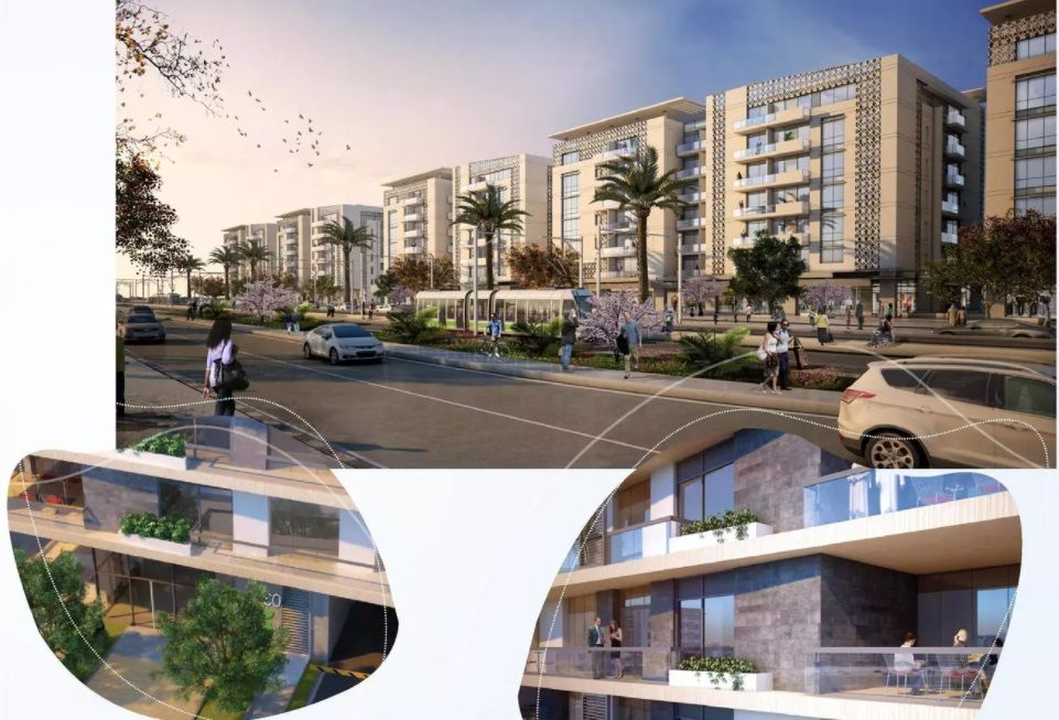 Mixed Use Developed 1 Bedroom U/F Whole Building  for sale in Lusail , Doha-Qatar #11705 - 1  image
