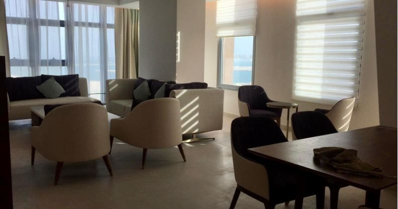 Residential Property 2 Bedrooms F/F Apartment  for rent in Lusail , Doha-Qatar #11718 - 1  image