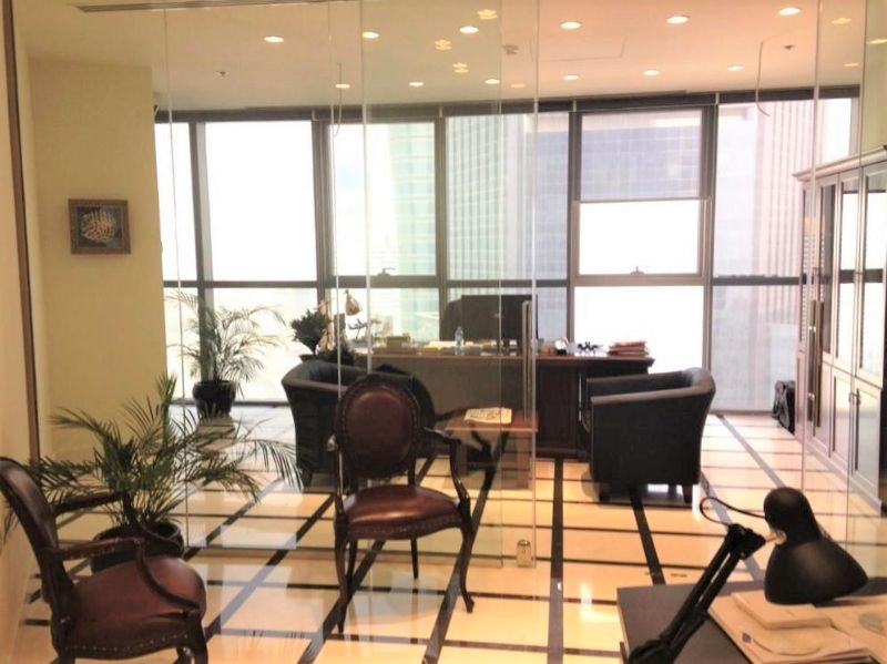 Commercial Developed F/F Office  for sale in West-Bay , Al-Dafna , Doha-Qatar #11751 - 1  image