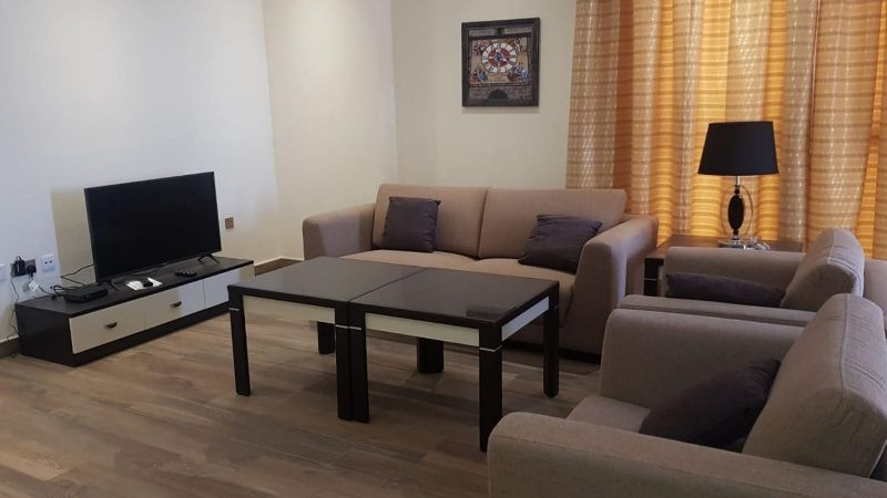 Residential Developed 1 Bedroom S/F Apartment  for sale in Lusail , Doha-Qatar #11766 - 1  image