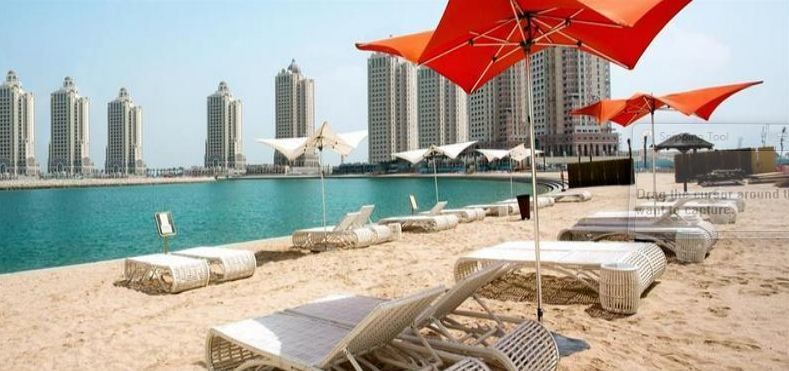 Residential Property 3 Bedrooms F/F Apartment  for rent in The-Pearl-Qatar , Doha-Qatar #11794 - 1  image