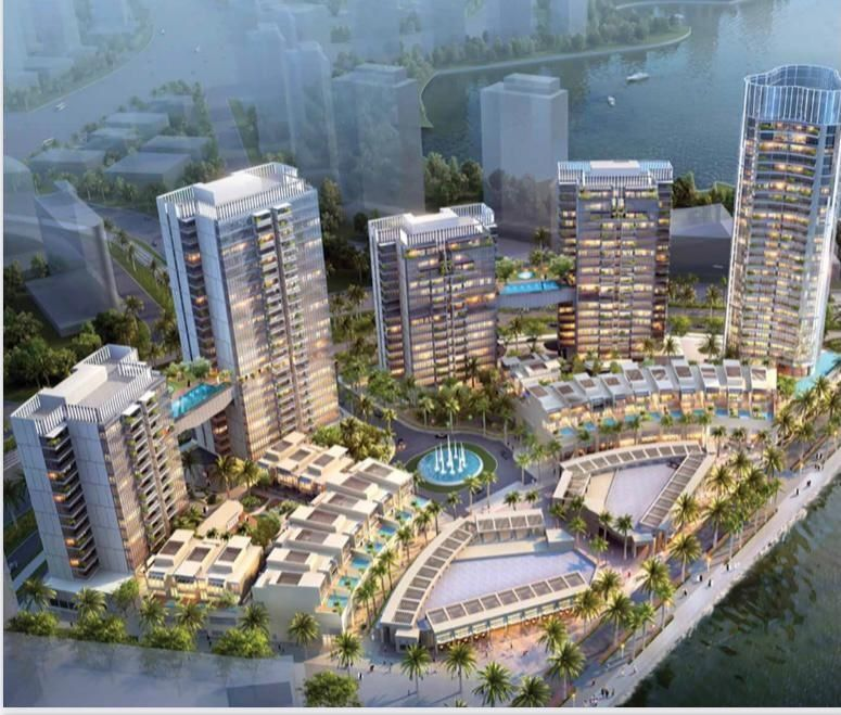 Residential Off Plan 1 Bedroom F/F Apartment  for sale in Lusail , Doha-Qatar #11798 - 1  image