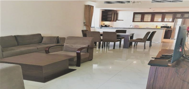 Residential Property 3 Bedrooms F/F Apartment  for rent in The-Pearl-Qatar , Doha-Qatar #11804 - 1  image