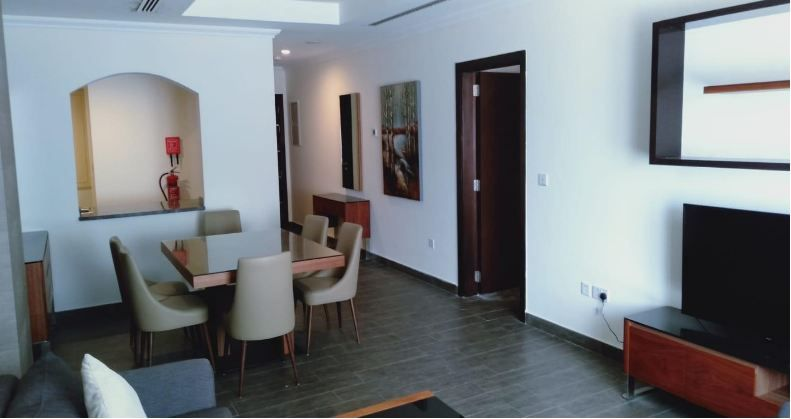 Residential Property 3 Bedrooms F/F Apartment  for rent in The-Pearl-Qatar , Doha-Qatar #11824 - 1  image