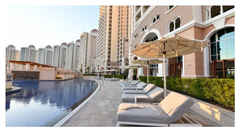 Residential Property 3 Bedrooms F/F Apartment  for rent in The-Pearl-Qatar , Doha-Qatar #11833 - 1  image