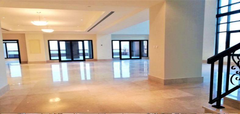 Residential Property 5 Bedrooms S/F Apartment  for rent in The-Pearl-Qatar , Doha-Qatar #11836 - 1  image