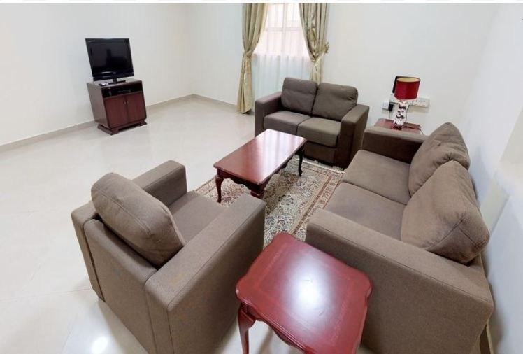 Residential Property 1 Bedroom F/F Apartment  for rent in Fereej-Bin-Mahmoud , Doha-Qatar #12298 - 1  image